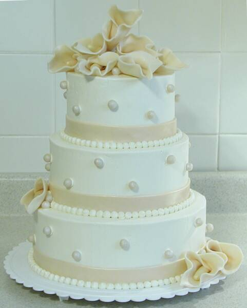 Bridal Shower & Wedding Cakes